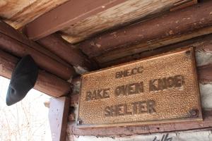 Bake Oven Knob Shelter 005