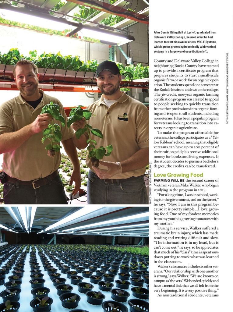 veterans to farmers pa magazine jf 20152