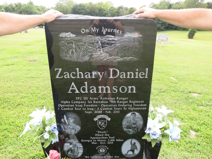 """INVITE HIM ALONG""  – A Ride to Recovery with passed Airborne Ranger Zachary Adamsom"