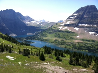 logan pass photo