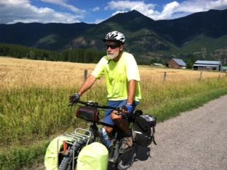todd cycling in Montana